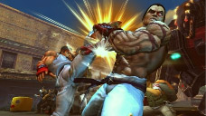 Игра Street Fighter X Tekken