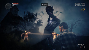 Alan Wake's American Nightmare